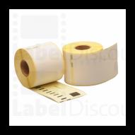 Etikett címke, fehér, 101mmx54mm, 220db/tekercs