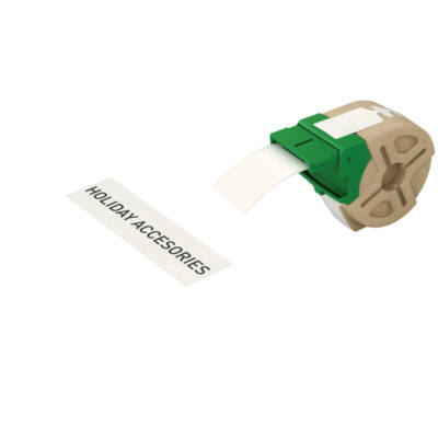 ICON címketekercs folyamatos, 39mm, öntapadós, papír, fehér (22m)
