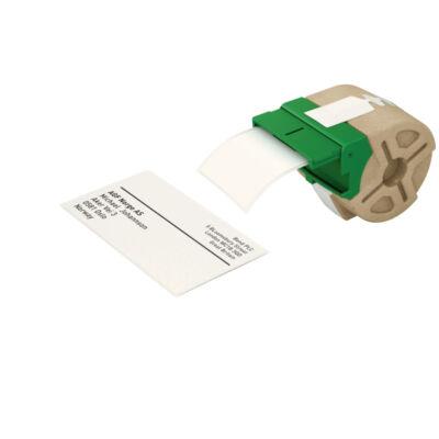 ICON címketekercs, stancolt, 59mmx102mm, öntapadós papír, fehér (225db)