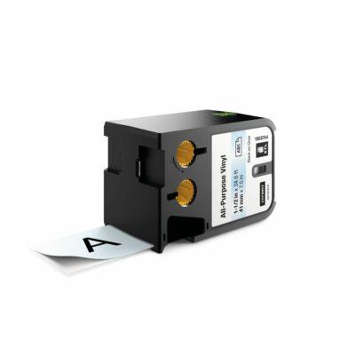 XTL kazetta 41 mm x 7 m vinyl fekete/víztiszta