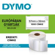 LabelWriter etikett 11354 57mmx32mm (1000db/tekercs)