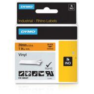 ID1 PVC szalag 24mmx5,5, fekete/narancs (1805427)