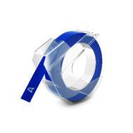Szalag kézi betûnyomógéphez, 9 mm, kék (524706)