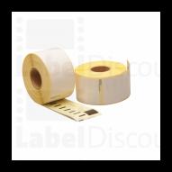 Etikettcímke, 89mmx36mm, 260db/tekercs (99012eco)