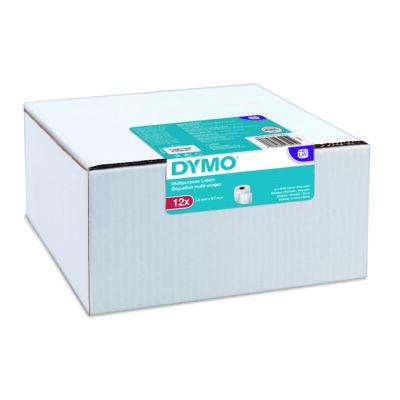 LabelWriter etikett, gazdaságos csomagolás 57mmx32mm 12 tekercs 1000 db/tekercs