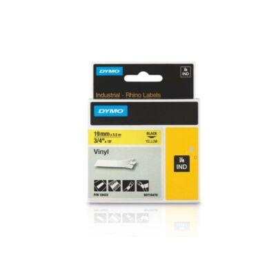 ID1-es vinyl szalag 19mmx5,5m fekete/sárga