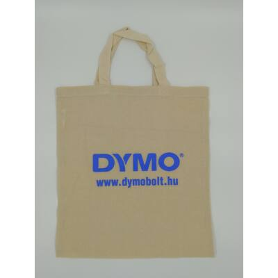 DYMO logós vászontáska