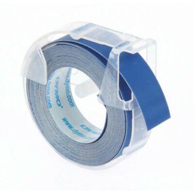 Szalag kézi betûnyomógéphez, 9 mm, kék