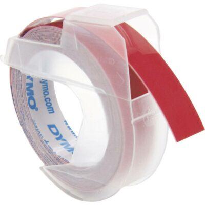Szalag kézi betûnyomógéphez, 9 mm, piros